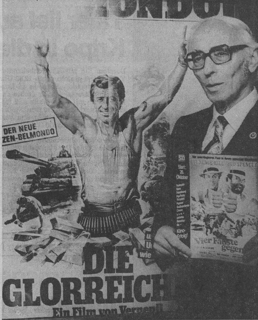 Herbert Verhoeven 1994 (Zeitungsbild)
