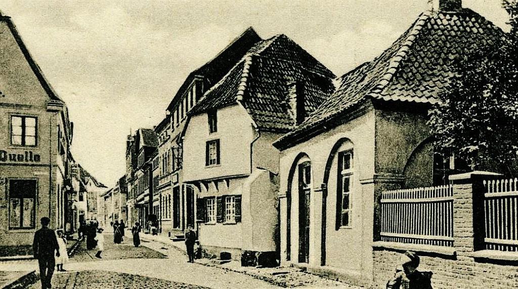 Lippetorhaus um 1910