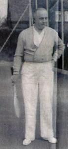 Werksdirektor Alfred Bänfer 1955