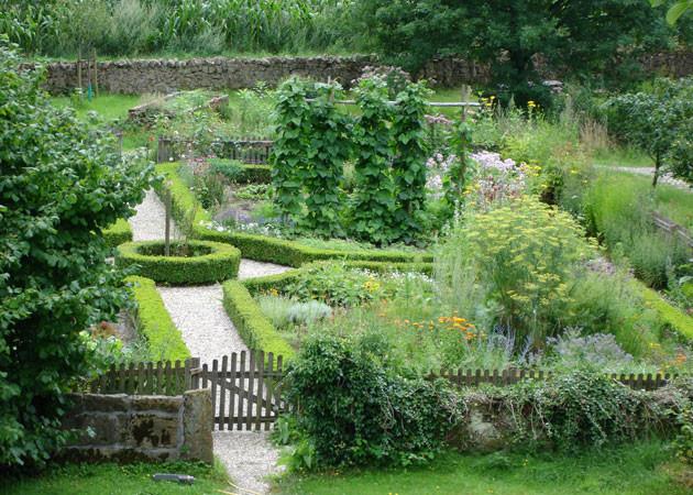 Garten der Bio-Station Dorsten