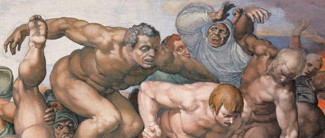 Männertage à la Michelangelo