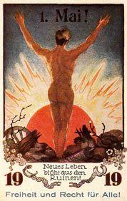 Mai-Plakat 1919