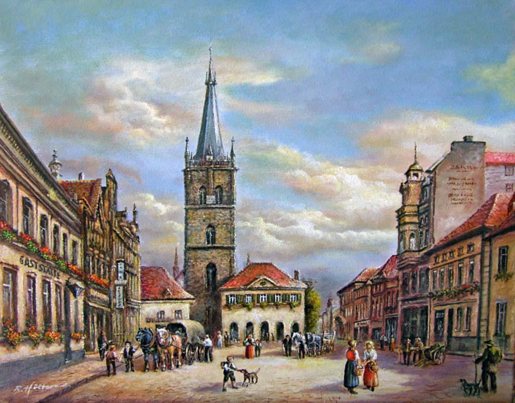 Gemälde von Rolf Hölter