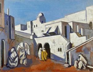 Gemälde Casablanca 1962