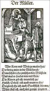 Handwerk des Müllers