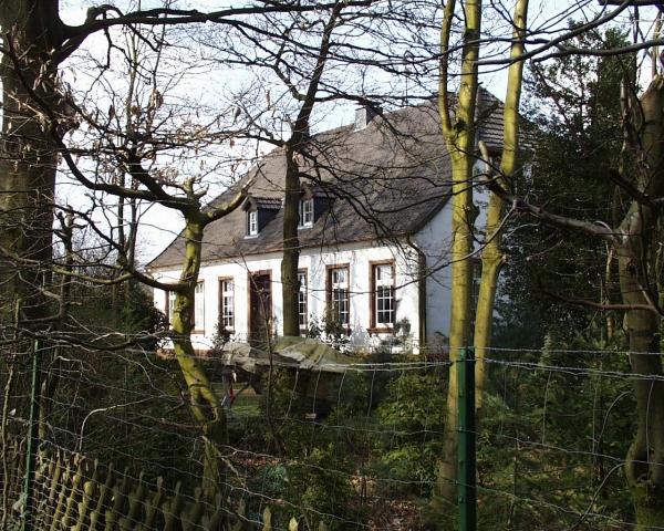 Haus Natteforth 2002; Foto: Wolf Stegemann