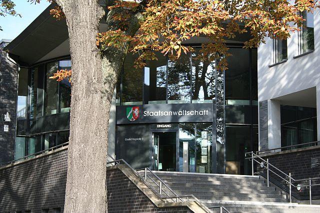 Zentralstelle bei der Staatsanwaltschaft Dortmund