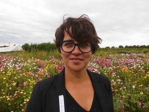 Initiatorin Marion Taube