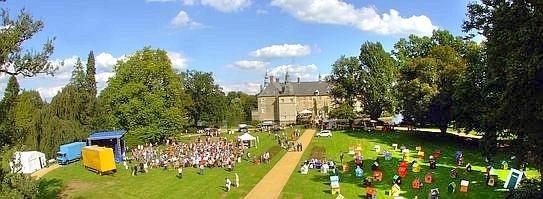 Schlossfest in Lembeck; Foto: André Elschenbroich
