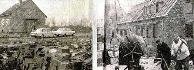 Fotos aus der Anfangszeit, entmommen DZ
