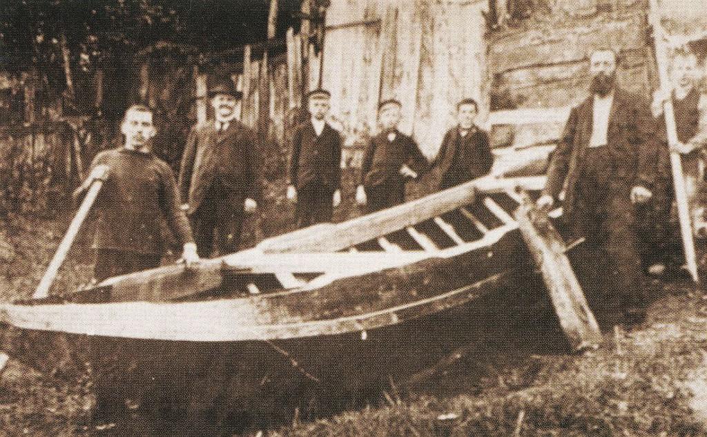 Werkstatt Ratte um 1890