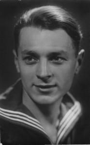 Werner Schmidt als Matrose