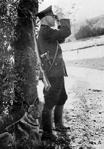 Grenzpolizist 1935