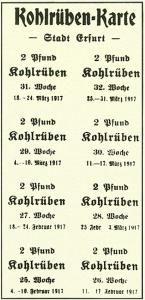 Steckrübern-Kohlrübenkarte_stadt_erfurt_1917