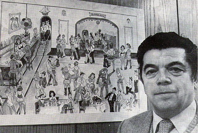 Werner Treuter, Mitte der 1980er-Jahre
