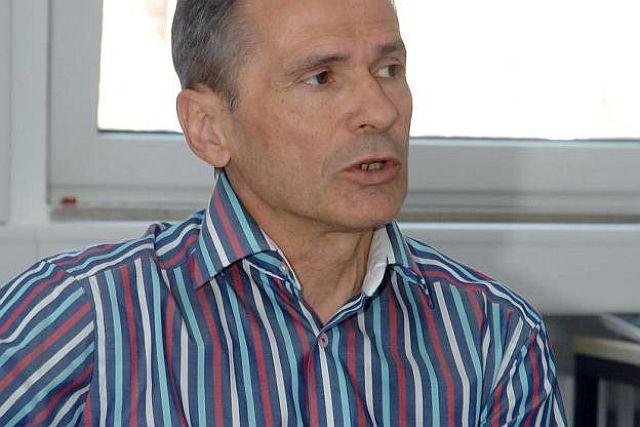 Neuer Vorsitzender des Verbandes Manfred Wrobel; Foto: R. Eggert