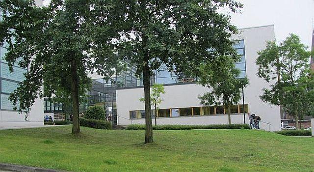 """Campus der """"Westfälischen Hochschule Recklinghausen"""""""