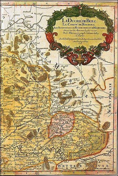 Z-Zugehörigkeit-Großherzogtum Berg