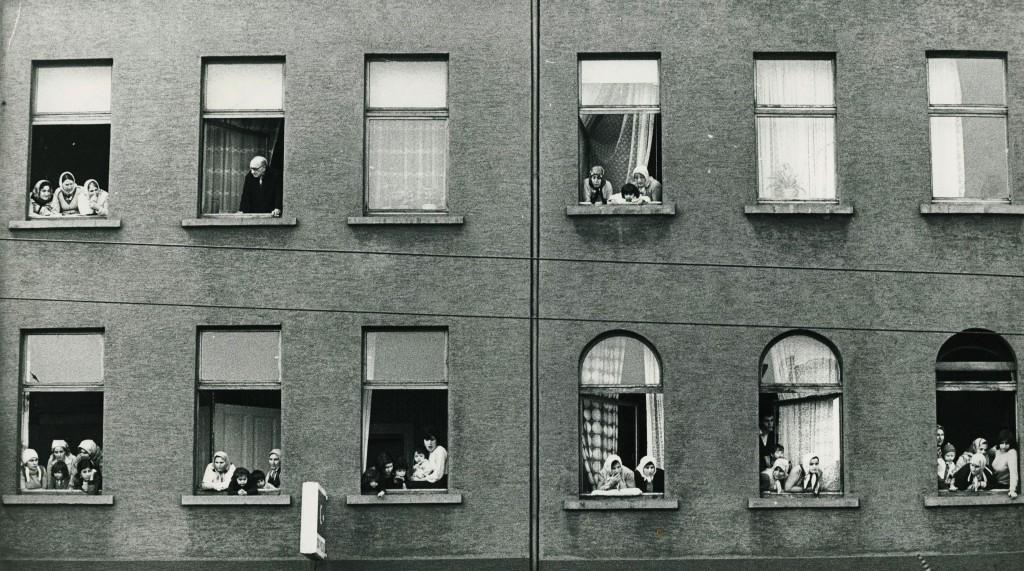 Zuwanderung, Foto: Wolf Stegemann