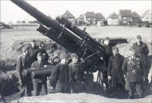 Flak in Dorsten 1943