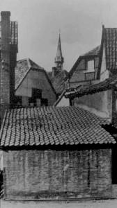 Der Hexenturm im Vorkriegs-Dorsten