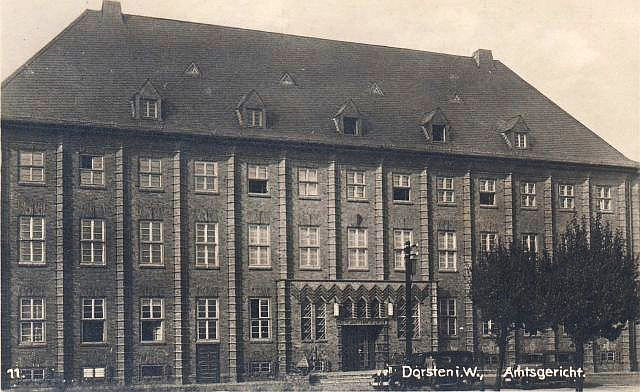 Amtsgericht am Postweg
