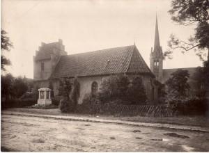 Frühere Antoniuskirche 1926