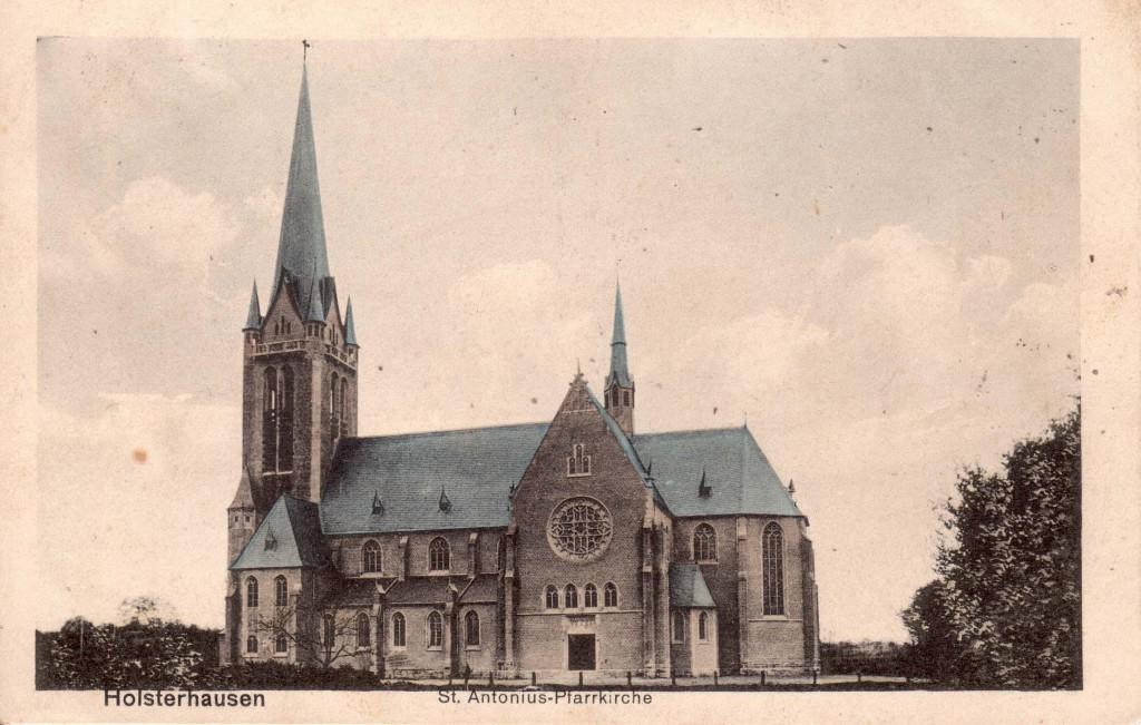 Antoniuskirche 1916