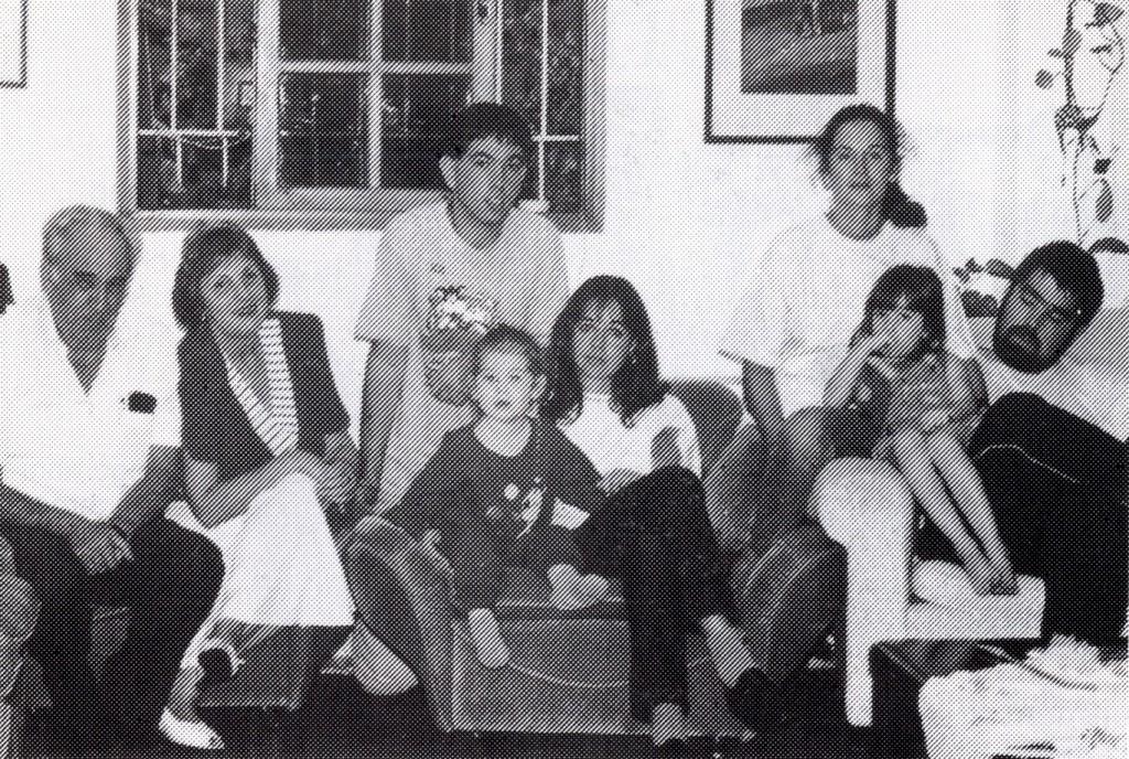 Familie Arad in Hod Hasharon