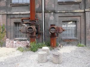 Maschinenhaus (Berbauverein); Foto: Wolf Stegemann