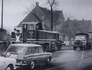 Zechenbahn 1963