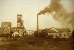 Zeche Baldur in Holsterhausen 1911