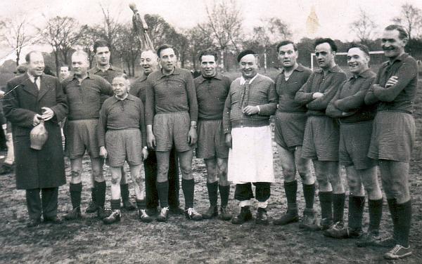 Mannschaft um 1950