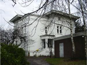 So genannte Paton-Villa an der Borkener Straße; Foto: Wolf Stegemann