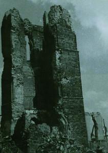 Agathaturm 1945
