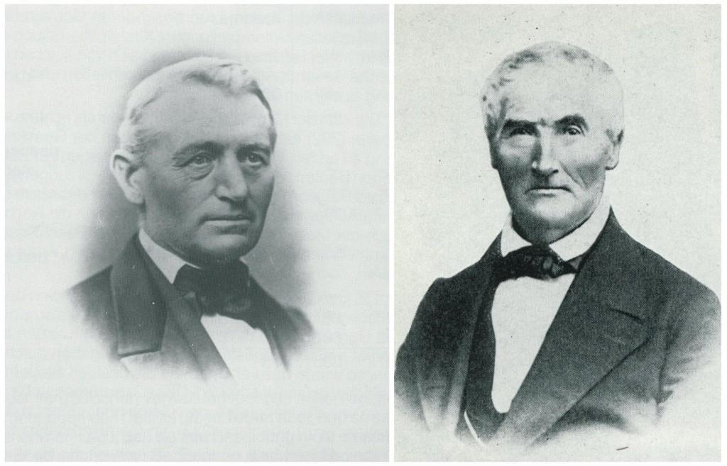 Sohn und Vater Brunn