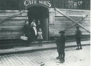 Verbarrikadiert 1919