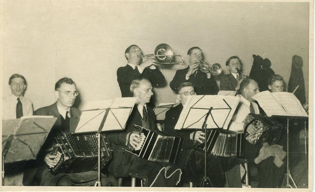 Die Aktiven 1951