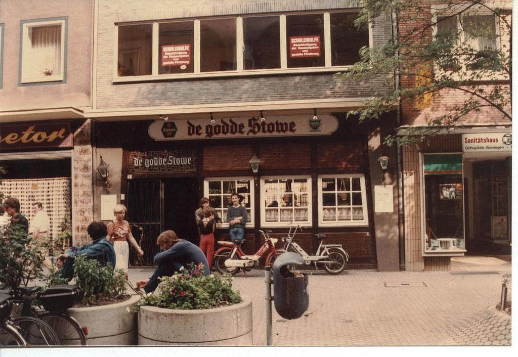 De godde Stowe 1984