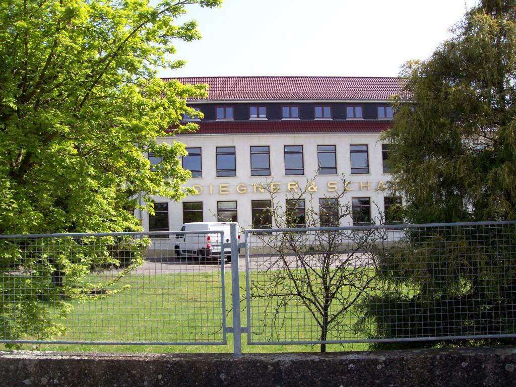 Unternehmen in der Gelsenkirchener Straße; Fotio: Wolf Stegemann