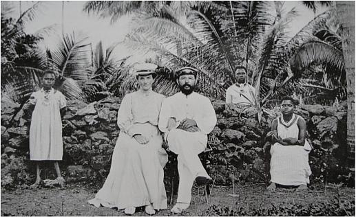 Ehepaar Diehl 1907