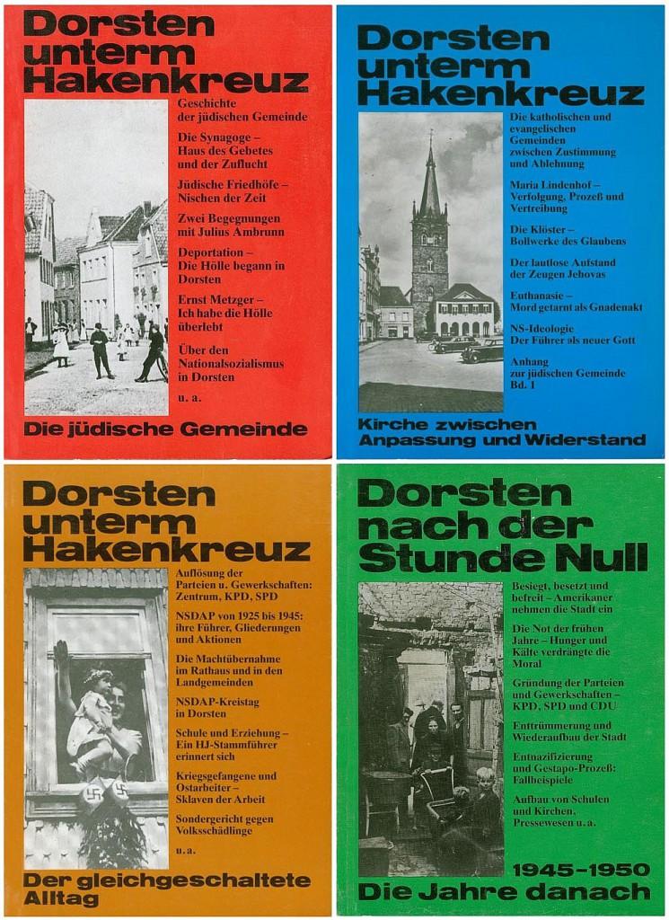 Vier Bände zwischen 1983 und 1986 erschienen, danach von weitere