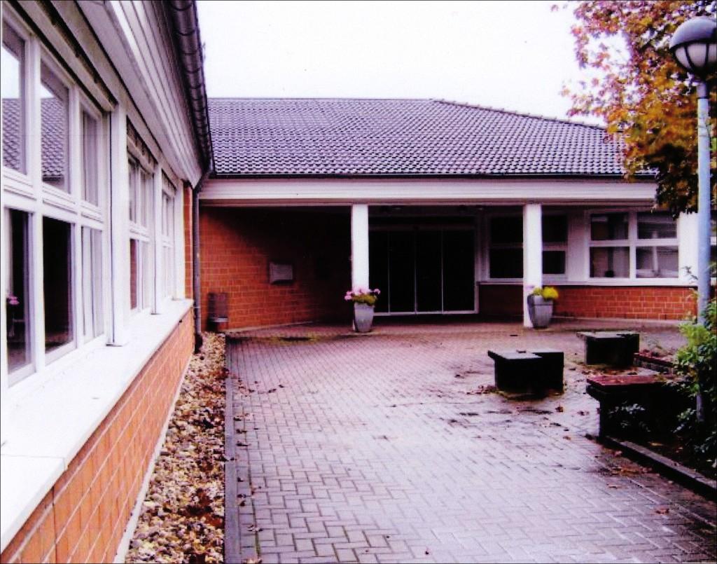 Werkstatt für Behinderte Wulfen