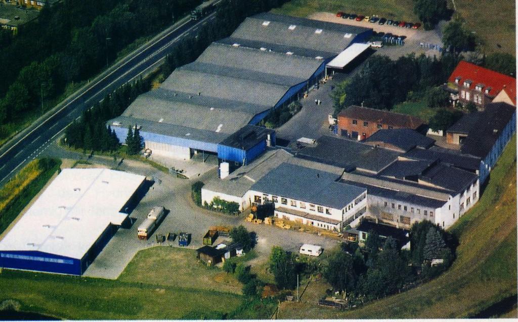 Fabrikationshallen
