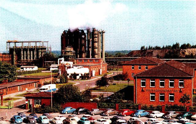 Druckvergasungswerk 1964