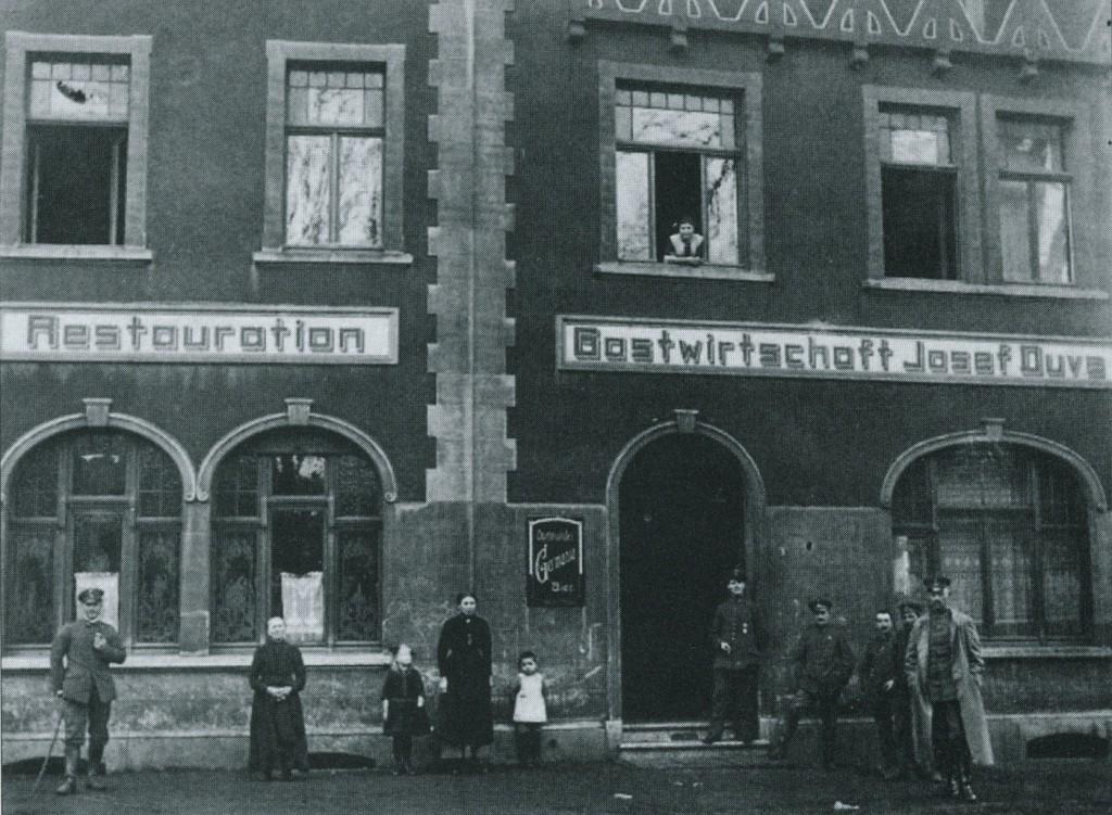 Gasthof zur Linde 1919