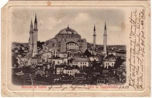Gruß aus Konstantinopel