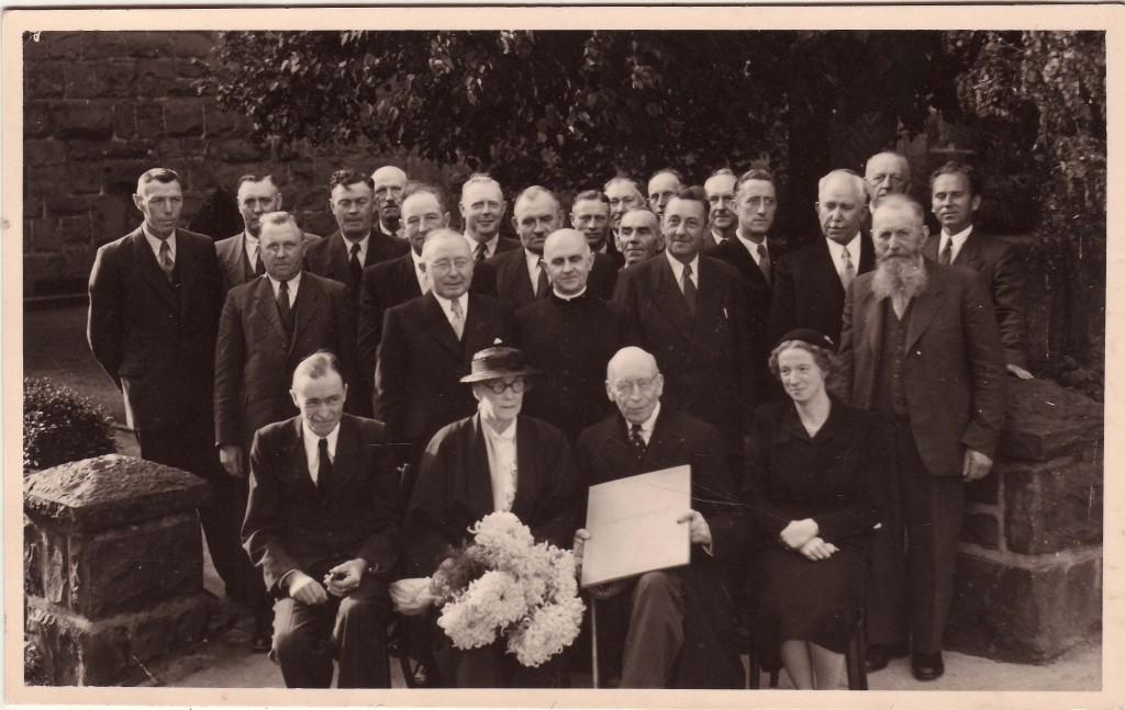 Graf von Merveldt wird Ehrenbürger der Gemeinde Lembeck