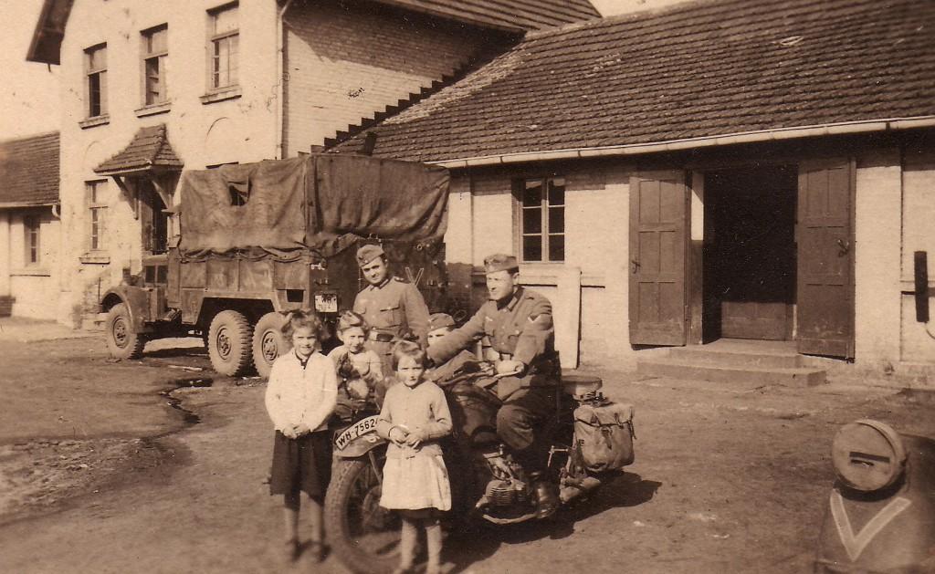 Bauernhof in Holsterhausen