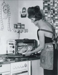 Damalige Küchenreklame von eldo